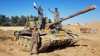 Suriye'de El-Türkistani'den 15 terörist öldü veya yaralandı