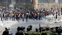Filistin'de 'öfke günü'; Siyonist İsrail ve ABD protesto edildi