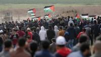 Irkçı İsrail saldırısında 69 Filistinli yaralandı