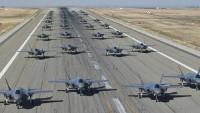Amerika'nın batı Asya'daki askeri hareketliliği devam ediyor