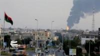 Halife Hafter güçlerinden Trablus'a saldırı: 6 ölü ve yaralı
