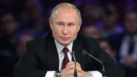 Putin: ABD Yaptırımları Rusya Ekonomisine Yardım Etti
