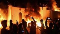 Tahran ile Bağdat, İran'ın Necef Boşkonsolosluğu'na saldırıyı kınadı