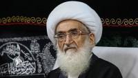 Ayetullah Nuri Hemedani: ABD ve İsrail'in Lübnan ve Irak'taki karışıklıklarda parmağı var