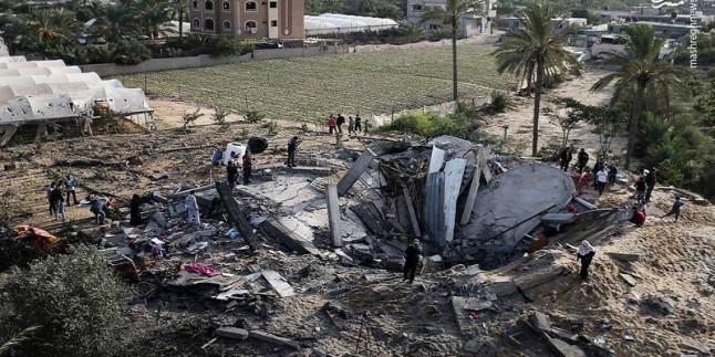 Filistin'de şehit sayısı 16'ya yükseldi
