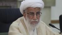 Ayetullah Cenneti: ABD'nin desteği İran'daki olayların önceden planlandığını gösteriyor