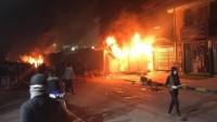 Bağdat: İran konsolosluğuna saldırıdaki amaç İran-Irak ilişkilerini tahrip etmektir