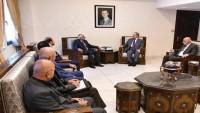 Faysal Mikdat: Suriye'nin Bütün Topraklarını Teröristlerin Pençesinden Kurtarmaya Kararlıyız