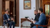 Beşşar Esad: Türkiye'nin Eylemleri Etnik Çatışmaya Yol Açabilir