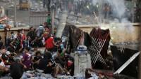 Irak'ta Protesto Gösterilerine Müdahale Sırasında 3 Kişi Öldürüldü