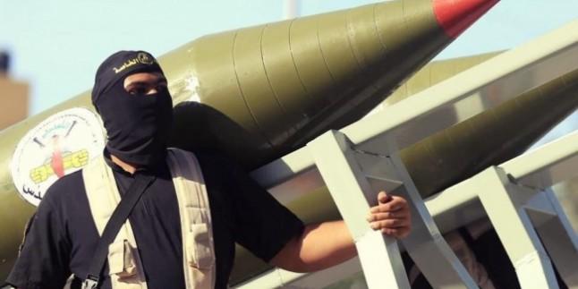 Gazze Direnişi Siyonist İsrail'in Askalan Ve Sderot Kasabalarını 20 Adet Grad Füzesiyle Vurdu