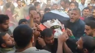 Siyonist İsrail İHA'ların Saldırısında 2 İslami Cihad Mücahidi Şehid Düştü