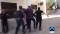 Siyonist israil askerleri savunmasız Filistinli kardeşimizi şehit etti.