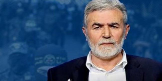 İslami Cihad Hareketi Lideri Ziyad Nahle Bu Akşam Almayaden Kanalında Bir Konuşma Yapacak