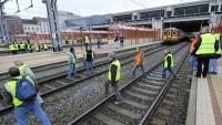 Fransa'da demir yollarının grev zararı 400 milyon Euro oldu