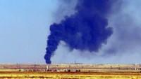 Teröristler Suriye'de petrol tesislerine saldırdı