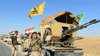 Irak'ta terörle mücadele devam ediyor