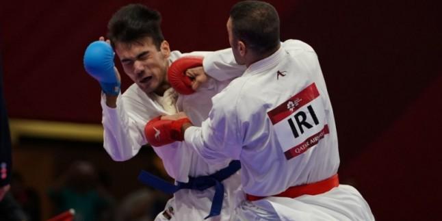 İran karate takımı dünyanın en iyi takımı seçildi