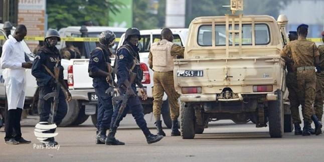 Burkina Faso'da kiliseye silahlı saldırı: 14 ölü