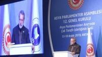 Laricani: Asya diplomasisi, ABD ve teröristlerin maceralarını yok etti