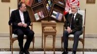 Afganistan milli vahdet hükümeti: İran Afganistan'ın yakın dostudur