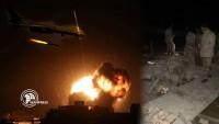 ABD'nin Haşdi Şabi'ye hava saldırısında şehit sayısı 25'e yükseldi! Çok sayıda yaralı var!