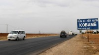Kobani'de Rus askerlerine saldırı düzenlendi
