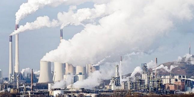 Amerika ve S. Arabistan havayı en çok kirleten ülkeler