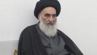 Ayetullah Sistani: Başbakan dış müdahalelerden bağımsız seçilsin