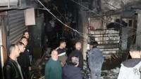 Kerkük'te meydana gelen 2 patlamada ilk belirlemelere göre 16 kişi yaralandı.