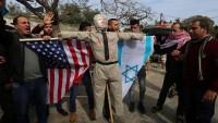 ABD'nin Yüzyılın Anlaşması Planına Karşı Filistin'de Öfke Eylemleri Başladı