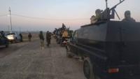 Haşdi Şabi Musul'da IŞİD'in en büyük tünelini imha etti