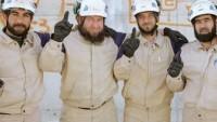 Batılı İstihbaratçıların Kurduğu Beyaz Miğferliler'den Kimyasal Provakasyon Hazırlığı