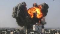 Teröristlerin Halep'e saldırısında 1 sivil öldü