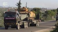 Türkiye, Suriye sınırına askeri sevkiyat yapıyor!
