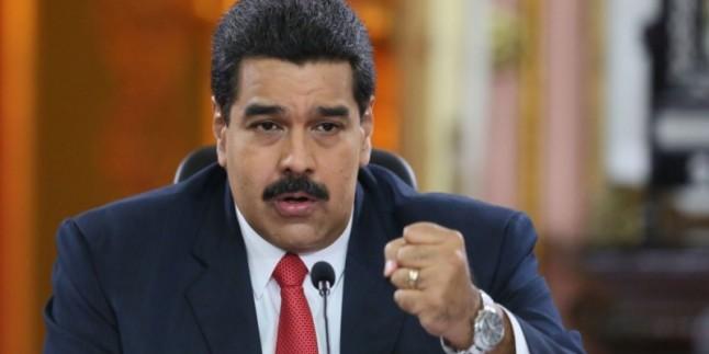 Maduro: ABD'nin Venezüella'ya karşı yaptırımları önemsizdir