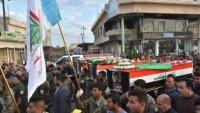 Iraklıların Amerika'nın Haşdi Şabi'ye Yönelik Saldırılarına Tepkisi