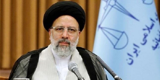 İran Yargı Kurumu Başkanı Reisi: ABD'nin terörist başkanı yargılanmalıdır