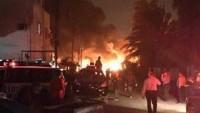 Bağdat'ta 3 patlama meydana geldi