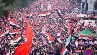 Irak'ta ABD'ye karşı milyonluk miting
