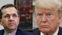 İran'ın BM Daimi Temsilcisi Taht Revançi: ABD, bölgeden çekilmeli