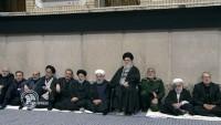 İmam Hamanei'nin de Katılımıyla Şehit Süleymani'yi Anma Töreni Düzenlendi