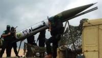 Hamas'tan Gazze'de füze denemesi
