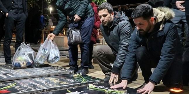Türkiye'den Bir grup genç, Şehit Korgeneral Süleymani'nin mezarını ziyaret etti