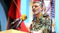 İran Ordusu Başkomutanı General Musevi: Amerika'nın bölgeden ihraç edilmesi genel taleptir