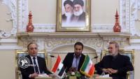 İran Meclis Başkanı Laricani: ABD'nin general Süleymani'yi şehit etmesi direnişi güçlendirdi