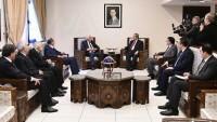 Suriye: Filistin Davası Suriye'nin Ana Meselesi Olmaya Devam Edecek