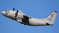 Terörist ABD Ordusuna Ait C-27J Spartan Tipi Askeri Uçak Irak'ta Düştü: Biri Üst Düzey 5 Terörist ABD Askeri Öldü