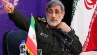 General İsmail Kaani: Ortadoğu Çok Yakında Amerikan Askerlerinin Leşleriyle Dolacaktır