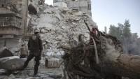 Suriye askerleri, Beyaz Miğferler'in provokasyon hazırlığının tanığı olan bir militanı yakaladı